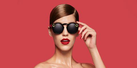 Eyewear, Ear, Vision care, Lip, Glasses, Hairstyle, Goggles, Skin, Shoulder, Sunglasses,