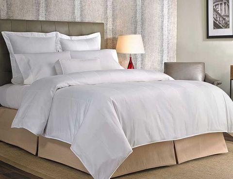 Bedding, Bed sheet, Bed, Furniture, Duvet cover, Textile, Bed frame, Duvet, Bed skirt, Linens,
