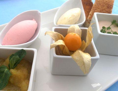 Food, Ingredient, Cuisine, Produce, Dish, Leaf vegetable, Recipe, Peach, Meal, Bowl,