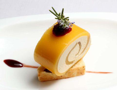 Food, Cuisine, Sweetness, Ingredient, Dessert, Dishware, Finger food, Dish, Baked goods, Garnish,
