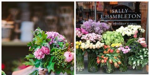 Petal, Flower, Purple, Garden, Flower Arranging, Floristry, Cut flowers, Bouquet, Shrub, Watch,