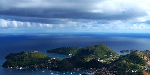 Body of water, Sky, Sea, Coast, Headland, Promontory, Coastal and oceanic landforms, Natural landscape, Aerial photography, Ocean,