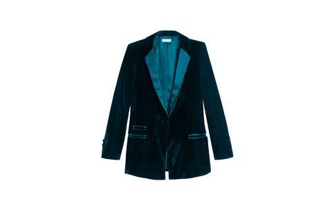 Clothing, Collar, Sleeve, Coat, Textile, Outerwear, Formal wear, Uniform, Blazer, Pattern,