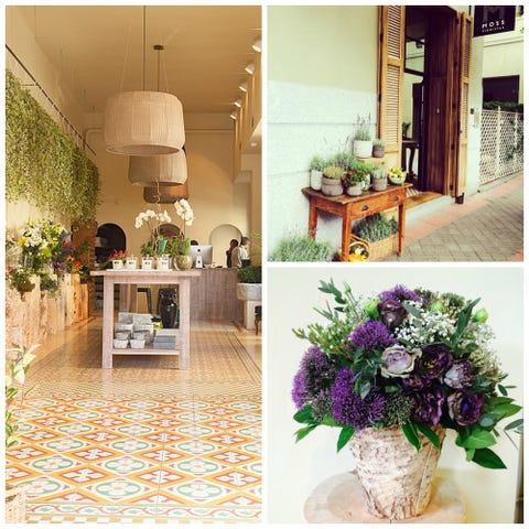Interior design, Room, Floor, Bouquet, Interior design, Flooring, Centrepiece, Petal, Lavender, Cut flowers,