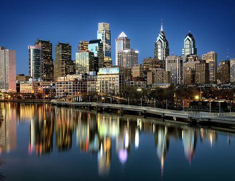 City, Cityscape, Metropolitan area, Skyline, Urban area, Metropolis, Reflection, Skyscraper, Landmark, Sky,