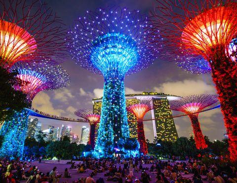 Landmark, Light, Lighting, Fête, Event, Fireworks, Festival, Night, Holiday, New year's eve,