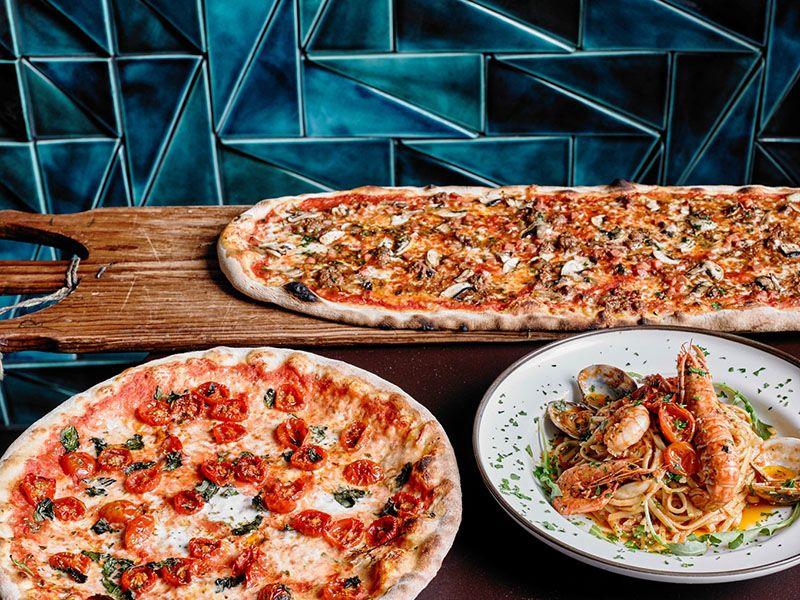 10 restaurantes con pizza (made in Spain)