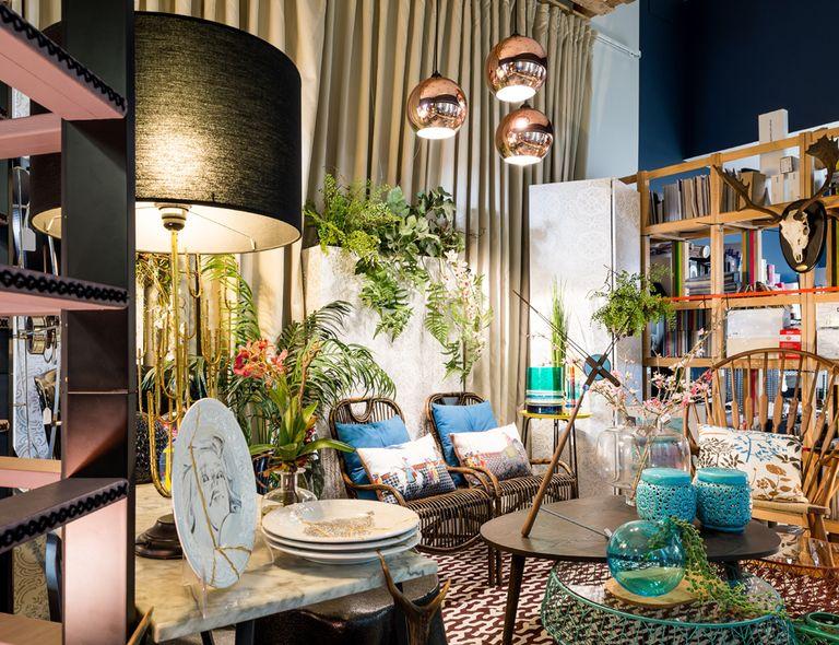 Las 40 mejores tiendas de decoraci n e interiorismo de espa a for Tiendas de decoracion en sevilla