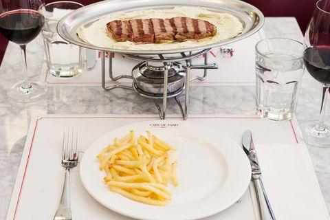 5 restaurantes con encanto francés en Madrid