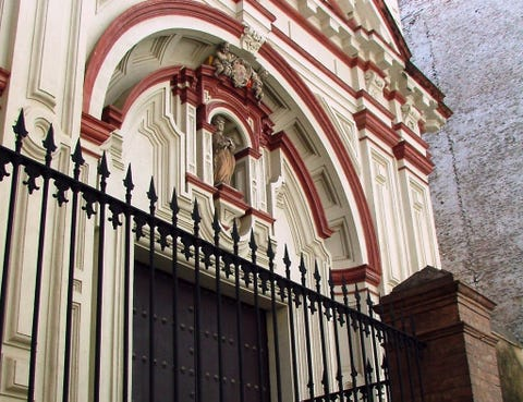 Architecture, Facade, Arch, Iron, Arcade, Medieval architecture, Molding, Gate, Vault, Classical architecture,