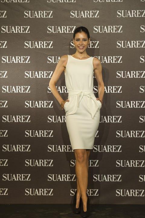 Clothing, Human body, Shoulder, Dress, Joint, Style, Waist, Formal wear, Fashion model, One-piece garment,