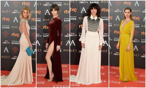 6ad579d503 Goya 2016  una noche de moda española y algunas contradicciones