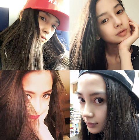 Nose, Lip, Eye, Hairstyle, Eyebrow, Eyelash, Beauty, Style, Iris, Organ,