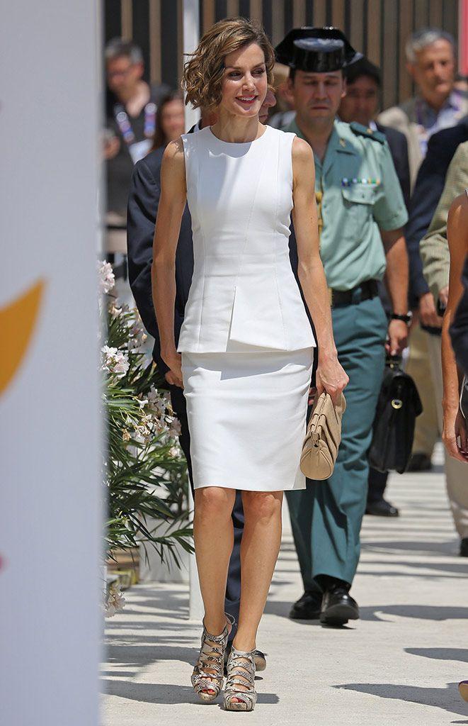 De Estilo El 'looks' Reina Los Letizia La I6vgybf7Y
