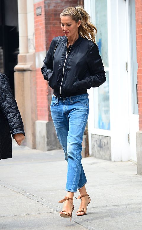 Clothing, Blue, Sleeve, Denim, Textile, Jeans, Joint, Outerwear, White, Street fashion,