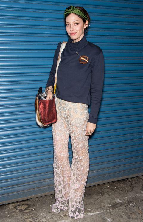 Blue, Bag, Textile, Style, Street fashion, Fashion, Luggage and bags, Shoulder bag, Electric blue, Pocket,