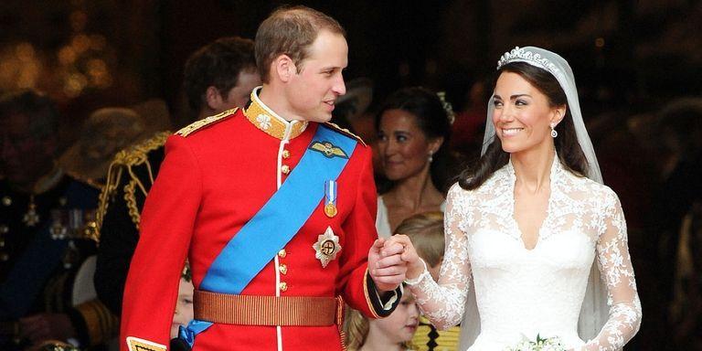 sabías que kate middleton llevó un segundo vestido de novia?
