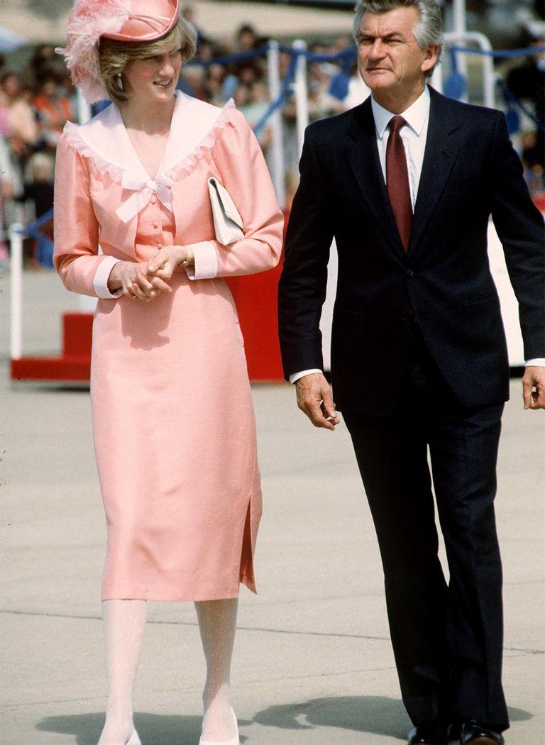 Un viaje por los mejores \'looks\' de la princesa Diana de Gales