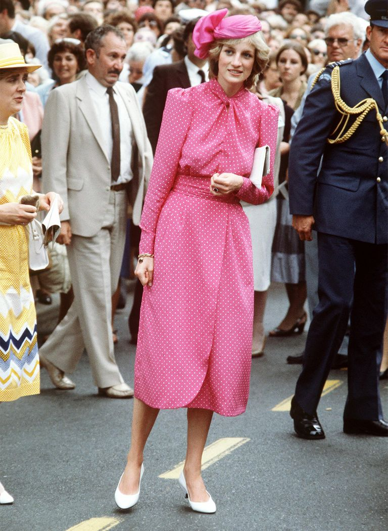 Famoso Vestido De Boda De Princesa Diana Regalo - Colección de ...