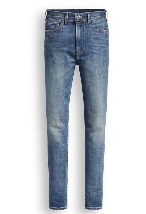 Blue, Brown, Product, Denim, Trousers, Jeans, Textile, Pocket, White, Style,
