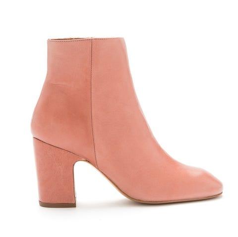 Footwear, Brown, Red, Boot, Tan, Carmine, Maroon, Leather, Beige, Liver,