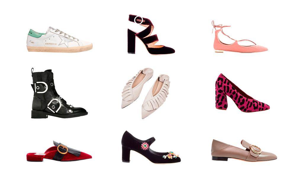 31 zapatos para febrero