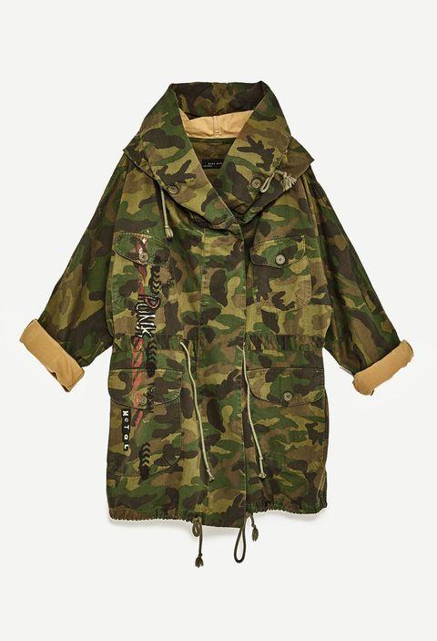 0f8835ea8 15 abrigos de Zara para comprar en rebajas y lucir en otoño