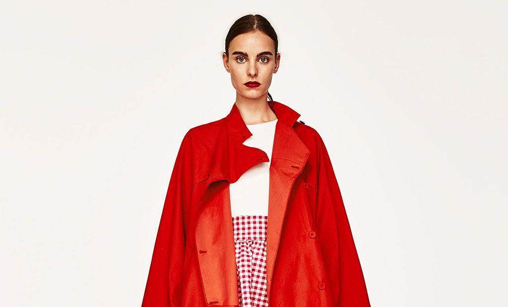 Abrigos de mujer de zara 2019