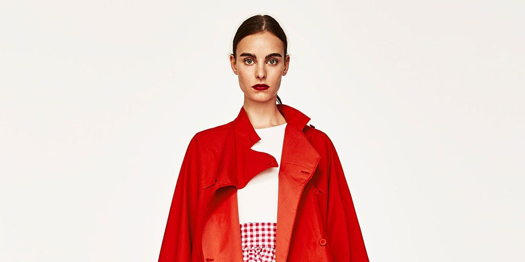 32032abbc 15 abrigos de Zara para comprar en rebajas y lucir en otoño