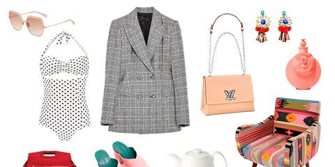 Textile, Collar, Pattern, Style, Serveware, Fashion, Cup, Bag, Fashion design, Design,