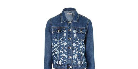 Clothing, Blue, Product, Sleeve, Collar, Textile, Coat, Outerwear, White, Jacket,