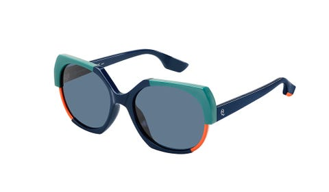 Eyewear, Vision care, Product, Goggles, Personal protective equipment, Glass, Line, Orange, Amber, Azure,
