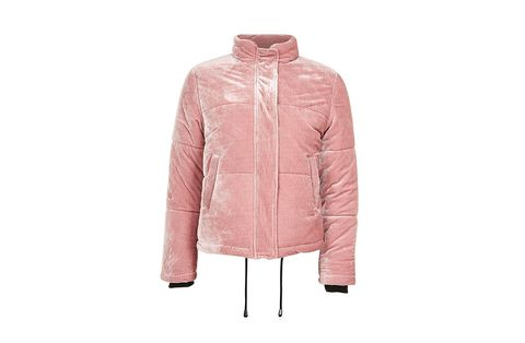 Clothing, Product, Sleeve, Collar, Textile, Outerwear, Jacket, Pink, Magenta, Fashion,