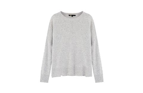 Product, Sleeve, Textile, White, Style, Fashion, Sweater, Grey, Woolen, Fur,