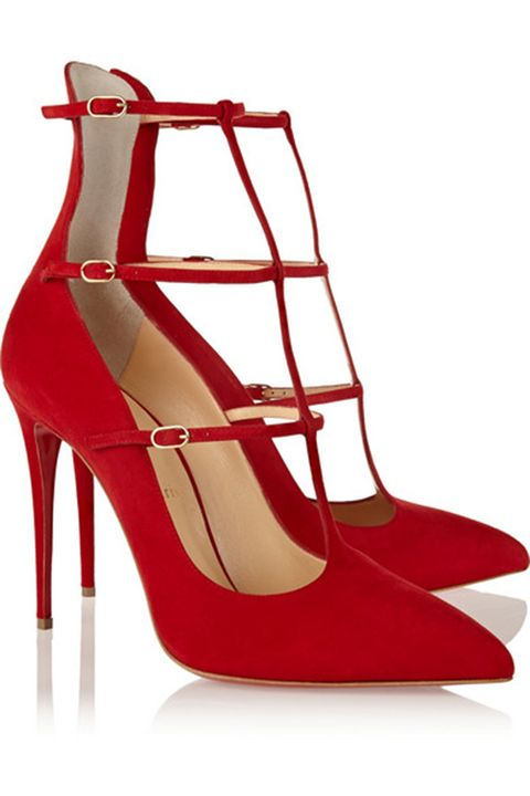 Footwear, High heels, Shoe, Red, Sandal, Basic pump, Carmine, Fashion, Maroon, Beige,