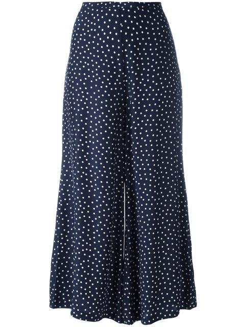 Clothing, Pattern, Polka dot, Dress, Design, Waist, A-line, Day dress, Pattern,