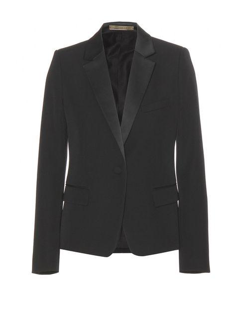 Clothing, Coat, Collar, Sleeve, Textile, Outerwear, Formal wear, Style, Blazer, Fashion,