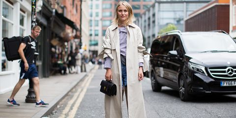 Clothing, Footwear, Leg, Road, Infrastructure, Grille, Street, Outerwear, Style, Street fashion,
