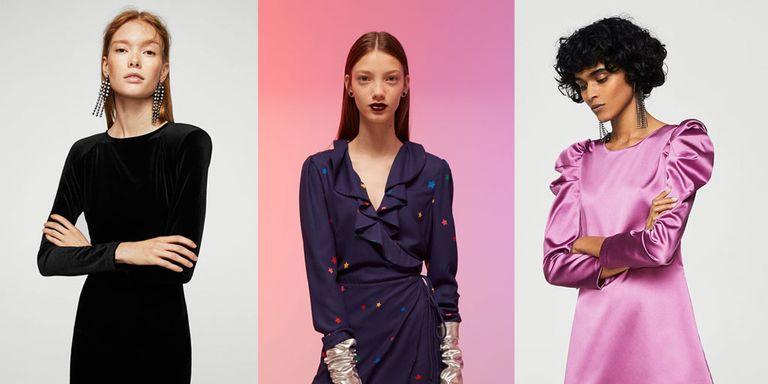 22 vestidos (por menos de 50 euros) para brillar y no arruinarte