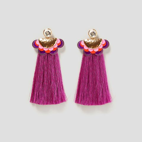 Product, Magenta, Purple, Pink, Lavender, Violet, Fashion accessory, Fashion, Natural material, Maroon,
