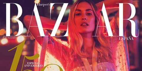 Magazine, Poster, Fashion, Album cover, Book cover, Fashion design, Flesh, Publication, Advertising,