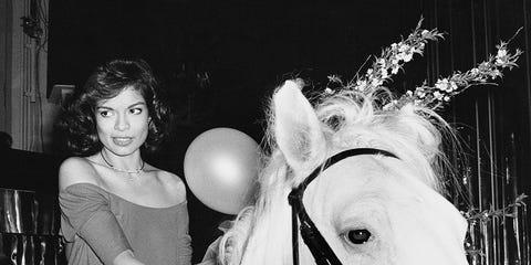 Horse, Bridle, Horse supplies, Halter, Working animal, Horse tack, Rein, Dress, Monochrome photography, Mane,