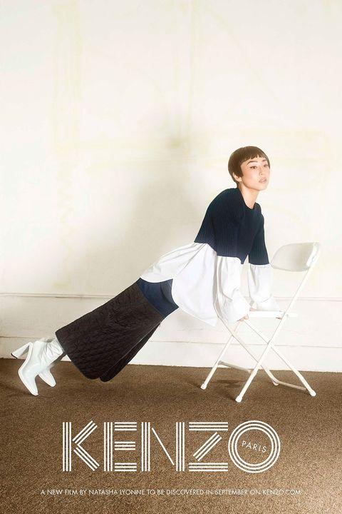 Sleeve, Sitting, Formal wear, Knee, Flash photography, Photo shoot, Portrait photography, Fashion model, Fashion design, Vintage clothing,