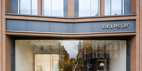 Facade, Commercial building, Floor, Glass, Retail, Transparent material, Tile, Display window, Daylighting,