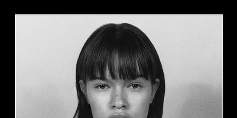 Hair, Face, Photograph, Hairstyle, Chin, Beauty, Skin, Head, Lip, Shoulder,