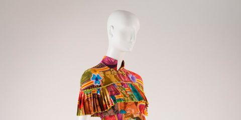 Sleeve, Shoulder, Joint, Pink, Style, One-piece garment, Fashion, Neck, Magenta, Pattern,