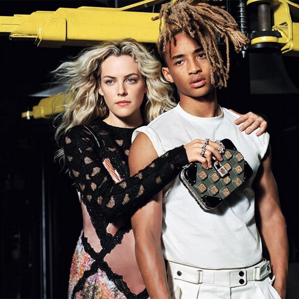 7bd87f615 Jaden Smith, un 'Batman' en las filas de Louis Vuitton