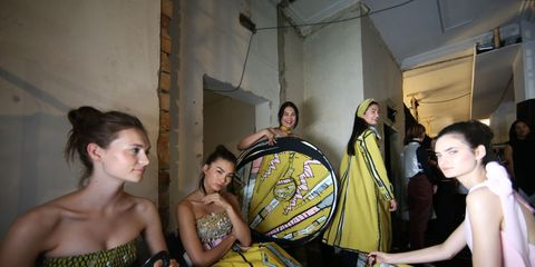 Strapless dress, Fashion, Black hair, Youth, Flash photography, Day dress, Fashion design, Cocktail dress, Model, One-piece garment,