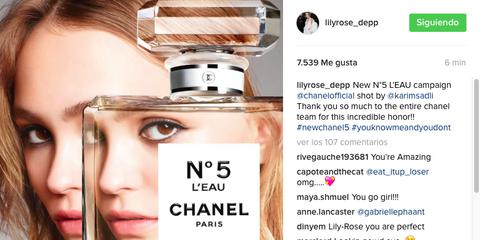 Product, Brown, Skin, Eyebrow, Text, Eyelash, Amber, Perfume, Font, Beauty,