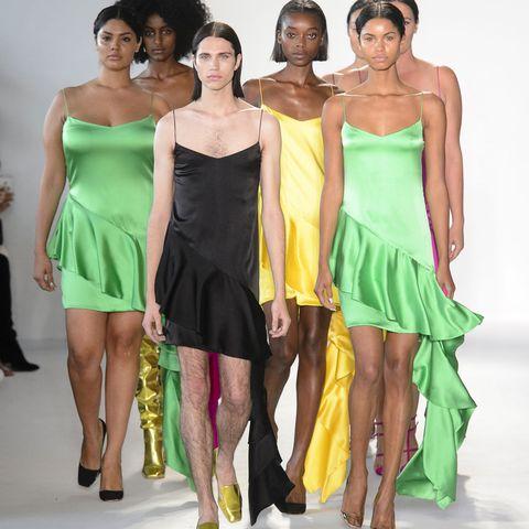 6167bf271beb1 Afortunadamente, es innegable que el mundo de la moda cada día evoluciona a  pasos agigantados hacia una realidad mucho más diversa.